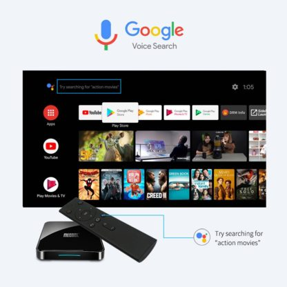 Сертифицированный Google Android tv 9,0 MECOOL KM3 tv Box Android 9,0 4 Гб ram 64 Гб 128 ГБ Amlogic S905X2 4 K Voice 5G Wifi KM3 A tv 3