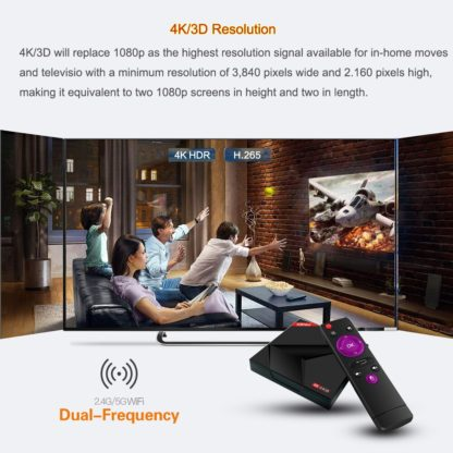 X88 Max Plus 4 Гб ram 64 Гб rom 4 K Smart Android 9,0 tv BOX RK3328 Penta-Core 2,4G/5G Dual Wifi BT type-c медиаплеер приставка 5