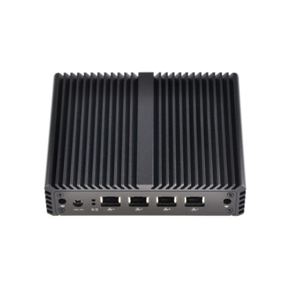 Qotom Mini PC Q190G4N 4 Gigabit LAN j1900 процессор Quad core 2.0 GHz мини пк pfsense 3