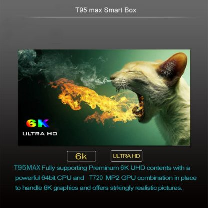 T95 MAX Smart tv BOX Android 9,0 6 K 4 ГБ ОЗУ 64 Гб ПЗУ Allwinner H6 четырехъядерный H.265 HD USD3.0 2,4G Wi-Fi YouTube T95MAX телеприставка 2