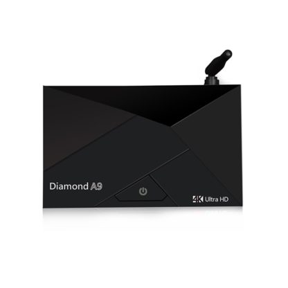 Android tv Box Diamond A9 Amlogic S912 1