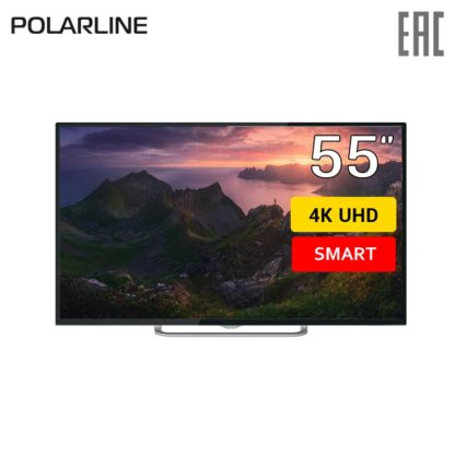 Телевизор 55 Polarline 55PU11TC-SM 4K SmartTV